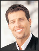 Anthony Robbins - Peak Performance Specialist